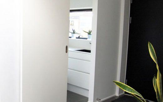 Indret dit hjem praktisk og pænt med skydedøre