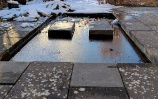 Gør haven levende med et spejlbassin
