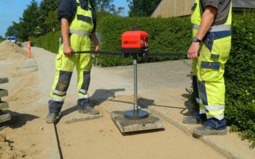 Vakuumløftere i høj kvalitet til mange typer af opgaver i bygge- og anlægsbranchen