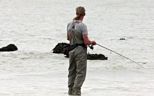 Køb alt, hvad du har brug for for at komme i gang med at fiske, på nettet