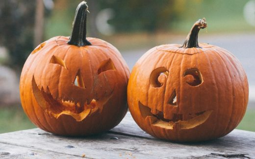 Gør dig klar til Halloween pynt