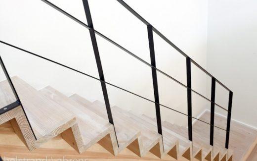 Tid til nyt trappegelænder