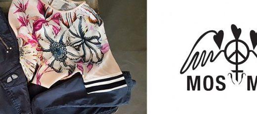 Lækre jeans, jakker, kjoler og bluser fra Mos Mosh - find det online