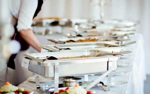 Gør det bedste indtryk med det bedste cateringinventar