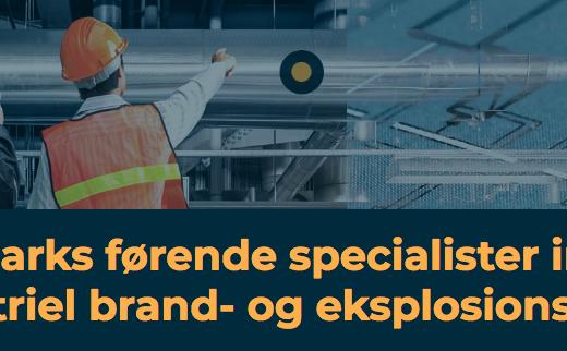Nextech.dk - vi er de førende inden for brand- og eksplosionssikring