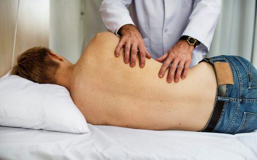 Lækker, personlig massage med massageapparater